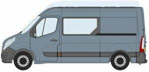 Opel Movano L1H1 DC