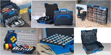 Koffers en BOXXen