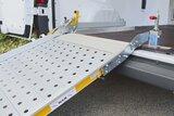 Oprijplaat Wm Easy lengte 250cm, breedte 80cm tot 300KG linkerzijde_