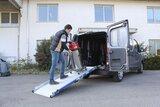 Oprijplaat Wm Light lengte 200cm, breedte 95cm tot 400KG_