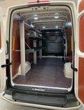 VW Crafter L4H3 Sortimo FR5 klaplegborden_