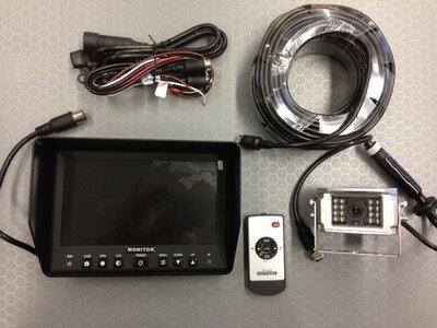 Achteruitrij camerasysteem