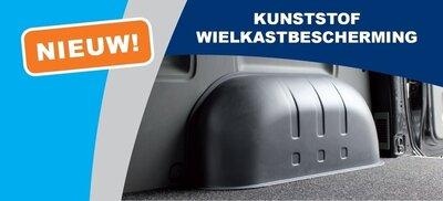 Set Wielkastbescherming voor VW Transporter L2