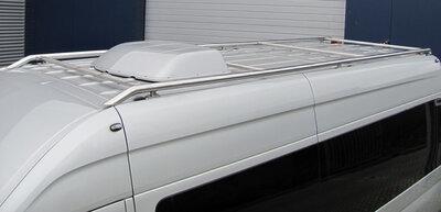 Roofrails MB Sprinter/ VW Crafter L2H2 > 2006