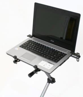 Mobotron laptophouder (voor lichtere laptops)