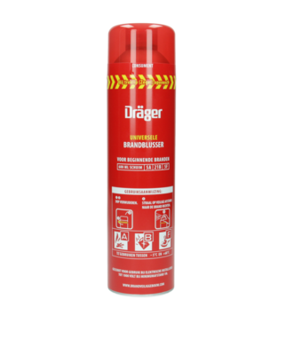 Spraybrandblusser Universeel