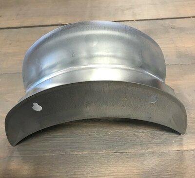 Slanghaspel staal