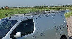 Imperiaal Citroën Jumpy L1 ('16>) WB 2925, 246cm lang