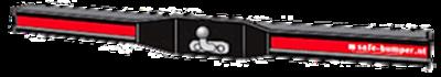 Safe-Bumper met geïntegreerde trekhaak voor Vw Crafter & Mercedes Sprinter