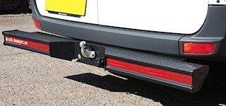 Safe Bumper voor Volkswagen Crafter - Mercedes Sprinter 3,5 ton