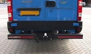 Safe Bumper voor Iveco Daily